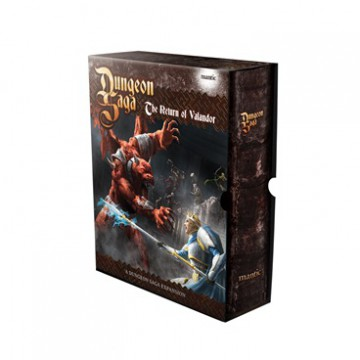 Dungeon Saga: The Dwarf King´s Quest - The Return of Valandor