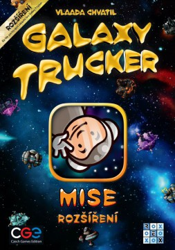 Galaxy Trucker: Mise