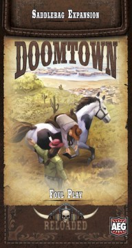 Doomtown: Reloaded – Foul Play