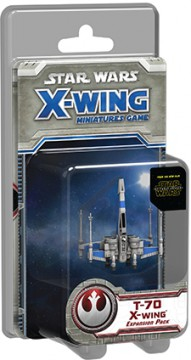 Star Wars: X-Wing Miniatures Game - T70 X-Wing