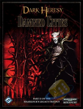 Dark Heresy: Damned Cities
