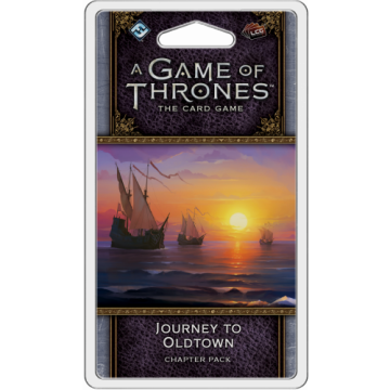 A Game of Thrones LCG (2nd) - Journey to Oldtown