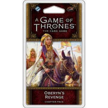 A Game of Thrones LCG (2nd) - Oberyn's Revenge