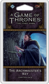 A Game of Thrones LCG (2nd) - The Archmaester's Key