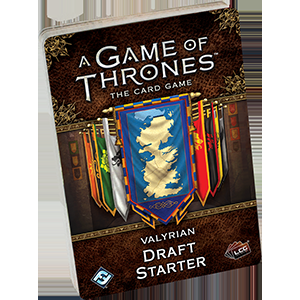 A Game of Thrones LCG (2nd) - Valyrian Draft Starter