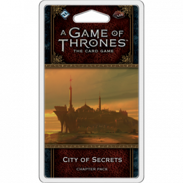 A Game of Thrones LCG (2nd) – City of Secrets