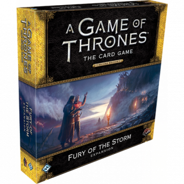 A Game of Thrones: The Card Game (The Second Edition) – Fury of the Storm