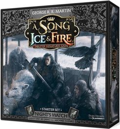 A Song of Ice & Fire: Tabletop Miniatures Game Night's Watch Starter Set