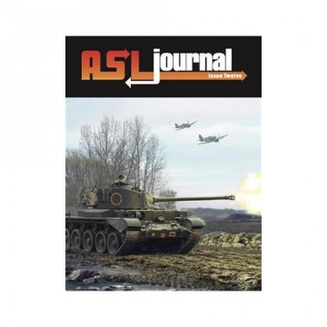 Advanced Squad Leader (ASL)Journal #12