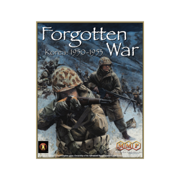 Advanced Squad Leader: Forgotten War – Korea 1950-1953