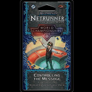 Android: Netrunner LCG: 2016 World Champion Corp Deck