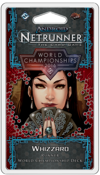 Android: Netrunner LCG: 2016 World Champion Runner Deck