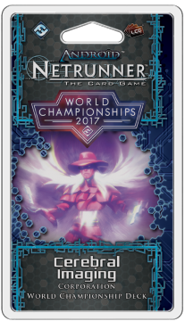 Android: Netrunner LCG: 2017 World Champion Corp Deck