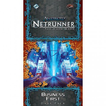 Android: Netrunner LCG: Business First
