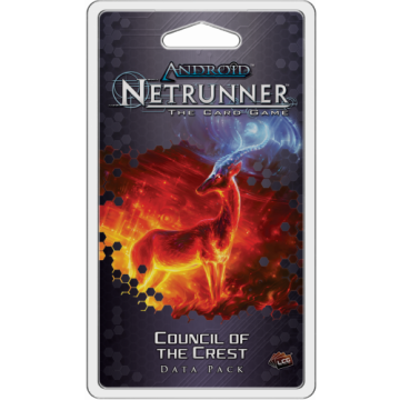 Android: Netrunner LCG: Council of the Crest