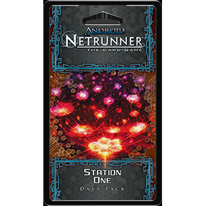 Android: Netrunner LCG: Station One