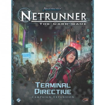 Android: Netrunner LCG: Terminal Directive