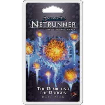 Android: Netrunner LCG: The Devil and the Dragon