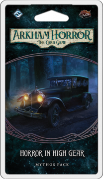 Arkham Horror LCG: The Card Game – Horror in High Gear: Mythos Pack
