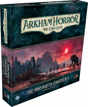 Arkham Horror LCG: The Card Game - The Innsmouth Conspiracy