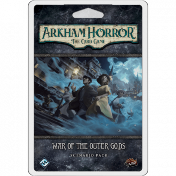 Arkham Horror LCG: The Card Game – War of the Outer Gods: Scenario Pack