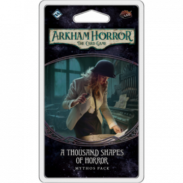 Arkham Horror LCG: The Card Game – A Thousand Shapes of Horror: Mythos Pack