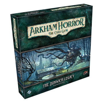 Arkham Horror: The Card Game LCG - The Dunwich Legacy