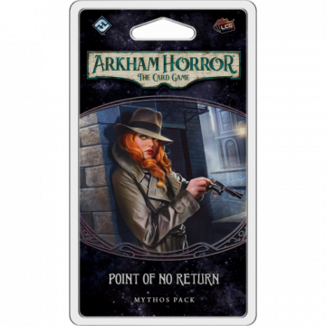 Arkham Horror LCG: The Card Game – Point of No Return: Mythos Pack