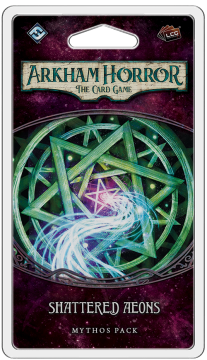 Arkham Horror LCG: The Card Game – Shattered Aeons: Mythos Pack