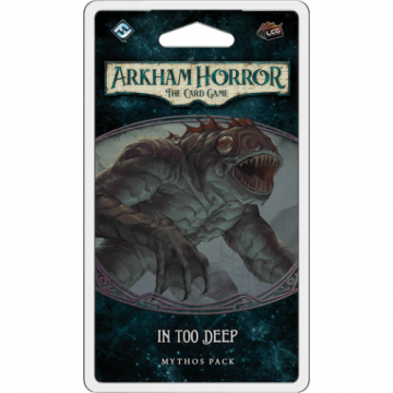 Arkham HorrorLCG: The Card Game – In Too Deep: Mythos Pack