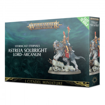 Astreia Solbright Lord-Arcanum (Age of Sigmar) - Easy To Build