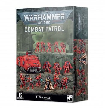 Blood Angels Combat Patrol (Warhammer 40,000)