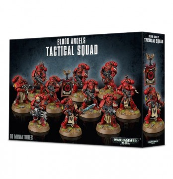 Blood Angels: Tactical Squad