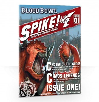 Blood Bowl Spike! Journal: Issue 1