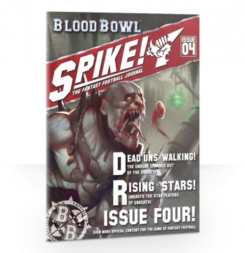 Blood Bowl Spike! Journal: Issue 4