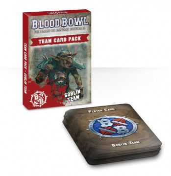 Blood Bowl Team Card Pack: Goblin Team