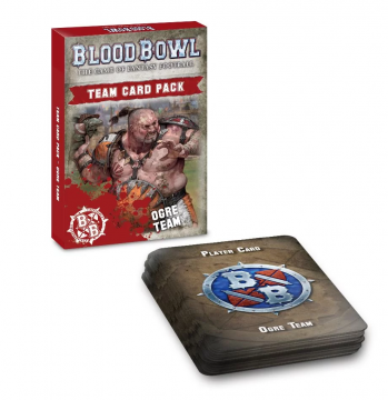 Blood Bowl Team Card Pack: Ogre Team