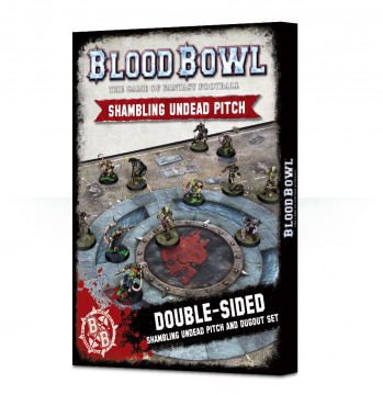 Blood Bowl: Undead Pitch & Dugouts (hřiště)