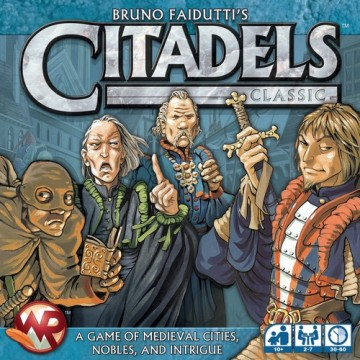 Citadels Classic (anglicky)