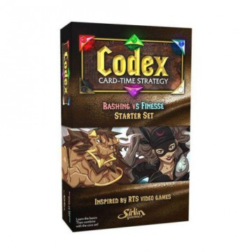 Codex: Card-Time Strategy – Starter Set