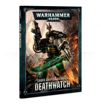 Codex: Deathwatch 2018 (kniha)