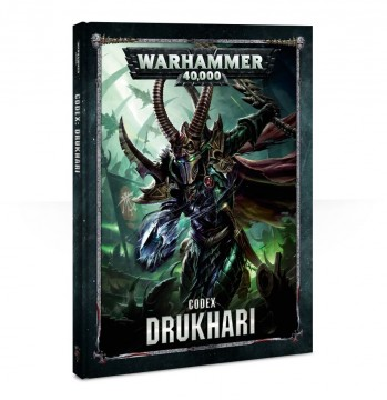 Codex: Drukhari 2018 (kniha)