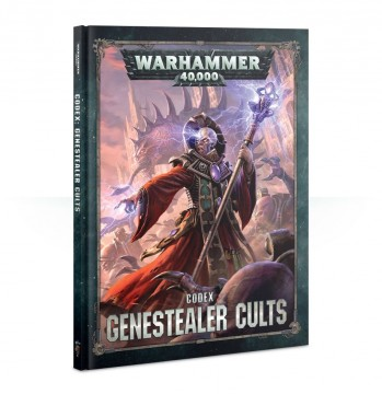 Codex:  Genestealer Cults (kniha)