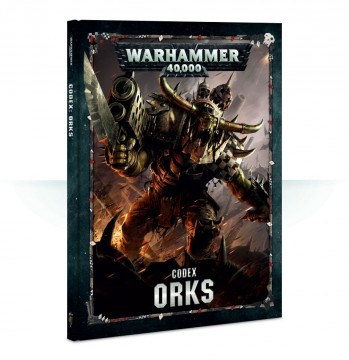 Codex: Orks 2018 (kniha)