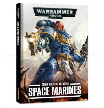 Codex: Space Marines (kniha)