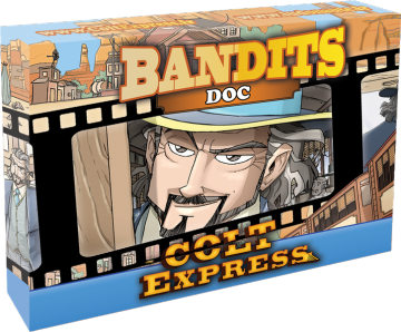Colt Express Bandits Expansion- Doc
