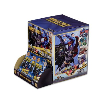 DC Comics Dice Masters: World's Finest - Booster