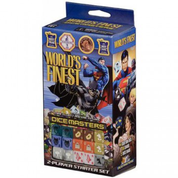 DC Comics Dice Masters: World's Finest - Starter