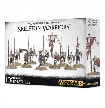 Deathrattle: Skeleton Warriors