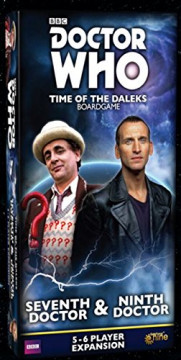 Doctor Who: Time of the Daleks - Seventh Doctor and Ninth Doctor